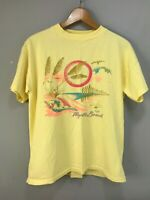 Myrtle Beach T Shirt Vintage 90s 1992 South Carolina Resort Made In USA Medium