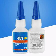 1pcs Loctite 401 Instant Adhésif Bouteille Stronger Super Colle Multi-Usages 20