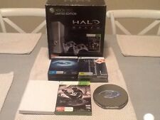 Xbox 360 Limited Edition Halo Reach 360 Console And Halo Games Lot
