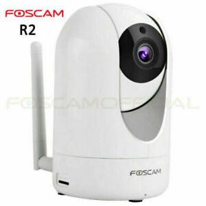 Foscam R2-W 1080P HD Wireless Pan & Tilt IP Camera - White