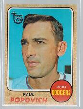 1968 68 PAUL POPOVICH TOPPS #266 - 2014 TOPPS 75TH ANNIVERSARY BUYBACK