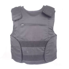 Covert Ballistic Vest Body Armor made with UHMWPE NIJ IIIA with Plate Pockets