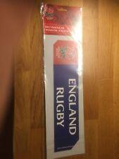 England Rugby Car Sticker