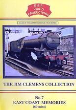 B&R No 83 Dvd: East Coast Memories: LNER M&GNR Gateshead Shed Scarborough Whitby