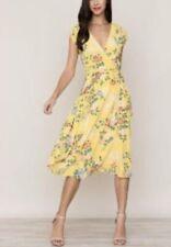 New Yumi Kim Prince Street Silk Dress sz XSmall