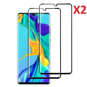 2 X For Huawei P30 Pro New Edition Tempered Glass Screen Protector Full Cover