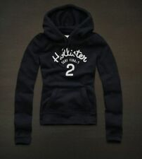 HOLLISTER BY ABERCROMBIE WIPEOUT BEACH WOMEN'S HOODIES CAPUCHE NWT WINTER 2015