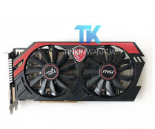 for MSI R9 270 DDR5 2G 256BIT Video Card 2GB  5500MHz DVI HDMI DP