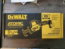 DeWalt DCS369B ATOMIC 20-Volt Brushless Compact Reciprocating Saw (Tool-Only)