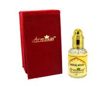 Arvedikas Sandalwood Fragrance 100% Natural Perfume Oil, Roll on Bottle-10ML