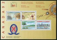 Canada   1992  Unitrade # 1407a  Mint Never Hinged Sheet