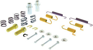 Parking Brake Hardware Kit-Drum Brake Hardware Rear Centric 118.63023