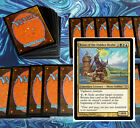mtg BLUE WHITE GREEN BANT DECK Magic the Gathering roon eerie interlude rares