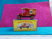 Matchbox Models of Yesteryear Ford Contemporary Diecast Cars, Trucks & Vans