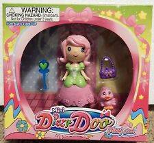 Mini Dizzy Doo Princess Doll Bag and Bird Doll Play Set - NEW - FREE SHIPPING