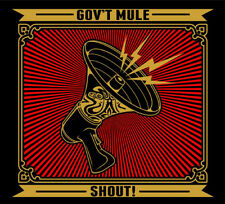 Gov't Mule : Shout! CD (2013) ***NEW***