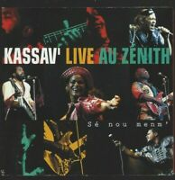 CD KASSAV' LIVE AU ZENITH     2415