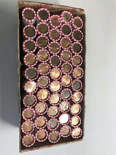 50 Roll Lincoln Cent Sealed Bank Box- Circulated N.F. String & Son Inc. Wrapped