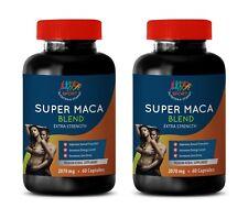 sex pills for men, Super Maca Blend 2070mg, maca root powder extract 2B