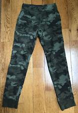 Gap Boys Green Camouflage Sweatpants, Size XXL 13-14 Regular