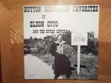 Kl Recording LP Record Klp 83 / Eldon Otto / Knöpfe Akkordeon Favoriten / Ex +