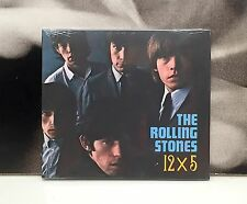 THE ROLLING STONES - 12 X 5 CD GATEFOLD NUOVO SIGILLATO NEW