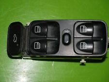 01 2001 Mercedes-Benz C 240 Left LH Driver side Master Power switch control OEM