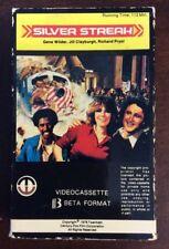 Silver Streak Betamax Gene Wilder Richard Pryor Jill Clayburgh
