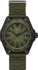 WAY208E.FC8222 | BRAND NEW Khaki Green TAG Heuer Aquaracer 300M Men's Watch