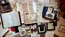 Circa 1880 Handwritten Journal Massive Archive Letters Missouri Kentucky 200pc