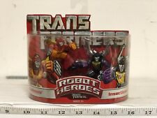 Hasbro Transformers Robot Heroes Rodimus Vs Insecticon Action Figure
