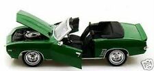 18213 Greenlight Bewitched 1969 Chevrolet Cameo Diecast Car Ltd Ed Green 1:24New