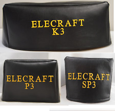 Elecraft K3 or K3s, P3, Sp3 Ham Radio Dust Cover set