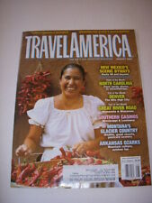 TRAVEL AMERICA Magazine, AUGUST 2002, ROUTE 66 AND BEYOND, SOUTHERN CASINOS!
