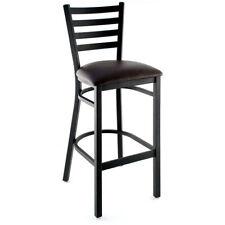 wholesale price NEW commercial /Restaurant Ladder back metal bar-stool
