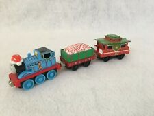 Thomas & Friends Train Tank Christmas Holiday Thomas Lot Take n Play Along