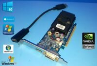 Dell Optiplex 745 755 760 780 790 960 980 990 Tower Video Card + HDMI Adapter