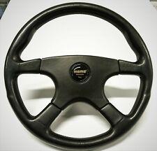 Honda Access Civic CRX MOMO Leather Steering Wheel EG6 EG9 EG EDM JDM SiR Rare