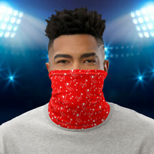 Liverpool 89 Home Candy Kit Face Mask & Neck Gaiter - Washable and Reusable