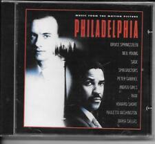 CD Peter Gabriel, Bruce Springsteen,Sade `Philadelphia - Soundtrack` Neu/New/OVP