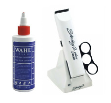 Wahl Clipper Oil 4oz and Sterling 2 Trimmer
