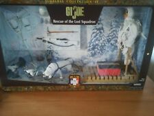 gi joe 35th anniversary rescue of the lost squadron 12 inch rare in uk 1:6 scale