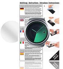 6x Displayschutzfolien für Samsung Gear S2 Schutzfolie Klar Folie Displayfolie