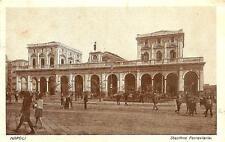 NAPOLI  -  Stazione Ferroviaria ( 1 )