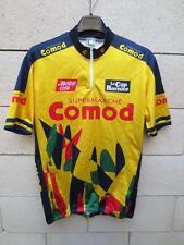Maillot cycliste Supermarché COMOD American Cola VTT Bréal Made in France 4 L