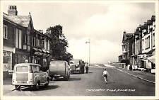 Knott End. Lancaster Road by M & L.