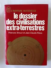 J'AI LU AVENTURE MYSTERIEUSE N° A 281 DOSSIERS CIVILISATION EXTRA TERRESTRES