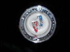 1961 Buick INVECTA Power Steering emblem horn button