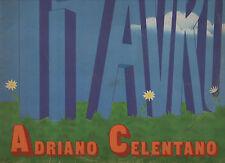 ADRIANO CELENTANO disco LP 33 giri TI AVRO 1978 stampa ITALIANA