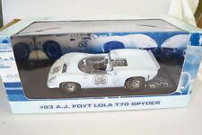 1:18 GMP 12009 A.J.Foyt Lola T70 Spyder, neu, lim.2004st.